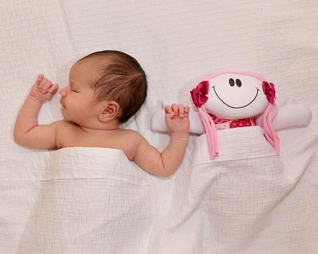 Flemas recién nacido