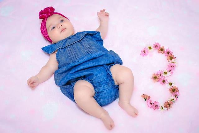 Juguetes para bebés de tres meses